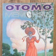 Cómics: OTOMO MEMORIAS ( MANGA JAPONÉS ) VIBORA COMIX - NOVELA GRÁFICA 2001 - LA CÚPULA. Lote 120898899