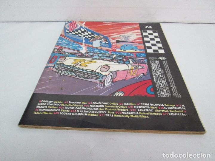 Cómics: EL VIBORA. EDICIONES LA CUPULA. 74. COMICS Y TEBEOS. 1986. VER FOTOGRAFIAS ADJUNTAS - Foto 3 - 120926231