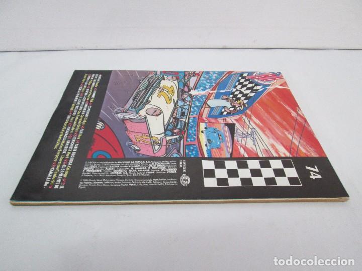 Cómics: EL VIBORA. EDICIONES LA CUPULA. 74. COMICS Y TEBEOS. 1986. VER FOTOGRAFIAS ADJUNTAS - Foto 4 - 120926231