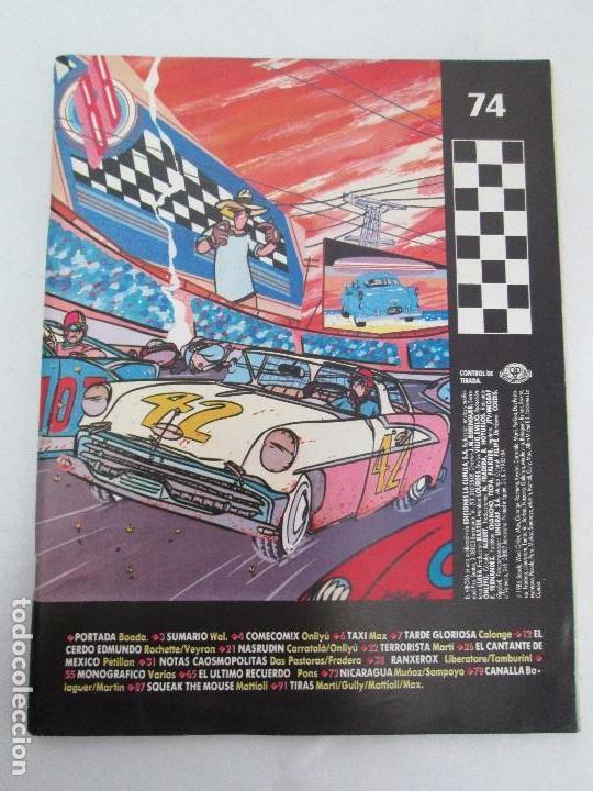 Cómics: EL VIBORA. EDICIONES LA CUPULA. 74. COMICS Y TEBEOS. 1986. VER FOTOGRAFIAS ADJUNTAS - Foto 5 - 120926231
