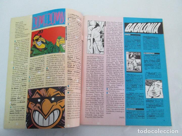 Cómics: EL VIBORA. EDICIONES LA CUPULA. 74. COMICS Y TEBEOS. 1986. VER FOTOGRAFIAS ADJUNTAS - Foto 6 - 120926231