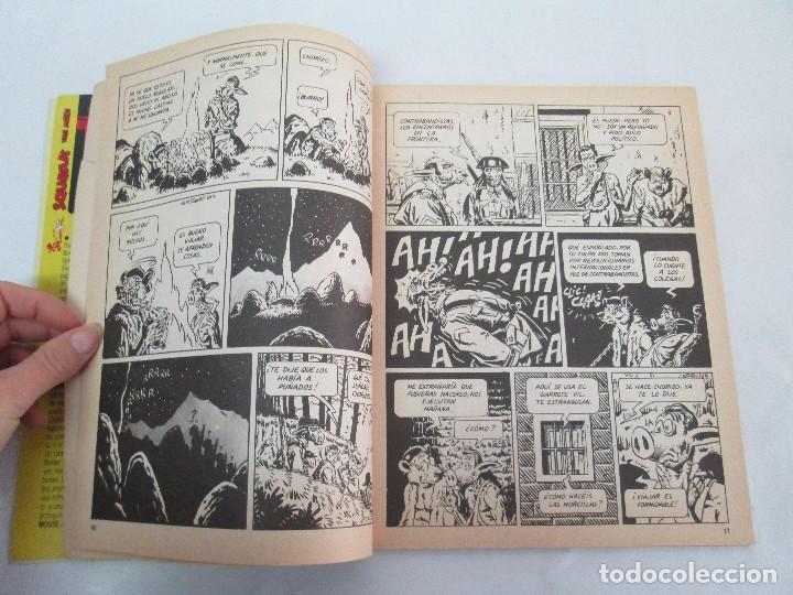 Cómics: EL VIBORA. EDICIONES LA CUPULA. 74. COMICS Y TEBEOS. 1986. VER FOTOGRAFIAS ADJUNTAS - Foto 8 - 120926231