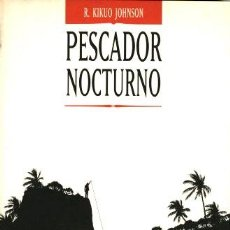 Cómics: PESCADOR NOCTURNO, DE KIKUO JOHNSON (LA CÚPULA, 2006) NOVELA GRÁFICA. Lote 121650795