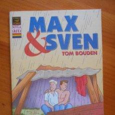 Cómics: MAX & SVEN - TOM BOUDEN - LA CUPULA (8J). Lote 121717699