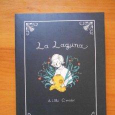 Cómics: LA LAGUNA - LILLI CARRE - LA CUPULA (7N). Lote 121744103