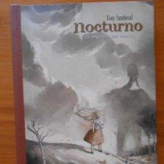Cómics: NOCTURNO - EL ESPIRITU DEL VIENTO - TONY SANDOVAL - LA CUPULA - COMO NUEVO (BÑ). Lote 122087679