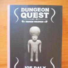 Cómics: DUNGEON QUEST PRIMER VOLUMEN - JOE DALY - LA CUPULA (BÑ). Lote 122088847