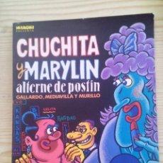 Cómics: MAKOKI PRESENTA - CHUCHITA Y MARYLIN ALTERNE DE POSTIN. Lote 122721195