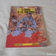 Cómics: COMIC - 1914 - 18 LA GUERRA DE LAS TRINCHERAS -TARDI COLECCION BN NORMA. Lote 124213043