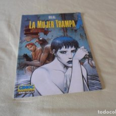 Cómics: COMIC BILAL - LA MUJER TRAMPA - CIMOC EXTRA COLOR ESPECIAL N 23 - NORMA. Lote 124213719