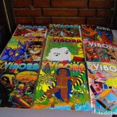 Cómics: LOTE DE 31 COMICS EL VIBORA - LOS DE LAS FOTOS TAMBIEN SE VENDEN SUELTOS VER TODOS MIS COMICS . Lote 124252423
