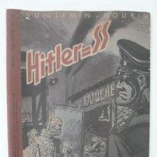 Cómics: HITLER = SS. MAKOKI. MAYO 1990. TIRADA LIMITADA. ORIGINAL. Lote 125290143