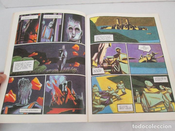 Cómics: FUEGOS. MATTOTI.. EDICIONES LA COPULA.1988. COMICS Y TEBEOS. VER FOTOGRAFIAS ADJUNTAS - Foto 9 - 125326723