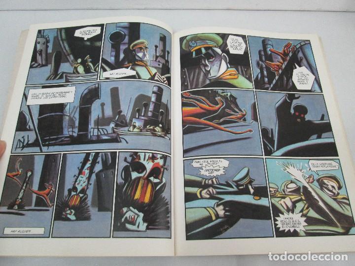 Cómics: FUEGOS. MATTOTI.. EDICIONES LA COPULA.1988. COMICS Y TEBEOS. VER FOTOGRAFIAS ADJUNTAS - Foto 10 - 125326723