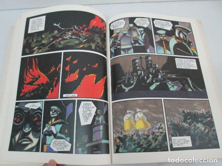Cómics: FUEGOS. MATTOTI.. EDICIONES LA COPULA.1988. COMICS Y TEBEOS. VER FOTOGRAFIAS ADJUNTAS - Foto 12 - 125326723