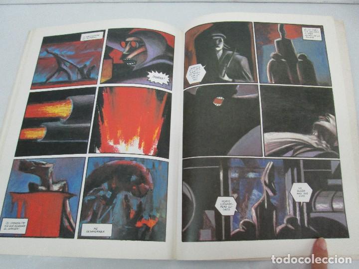 Cómics: FUEGOS. MATTOTI.. EDICIONES LA COPULA.1988. COMICS Y TEBEOS. VER FOTOGRAFIAS ADJUNTAS - Foto 15 - 125326723
