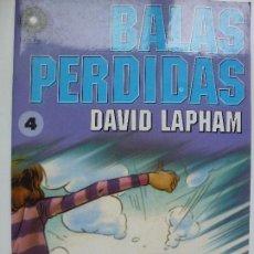 Cómics: BALAS PERDIDAS. Nº 4. LA CÚPULA. . Lote 126040999