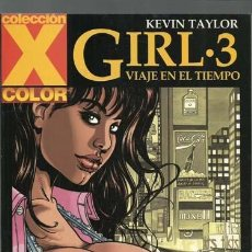 Cómics: COLECCIÓN X 115: GIRL 3, 2004, LA CÚPULA, IMPECABLE. Lote 126059627