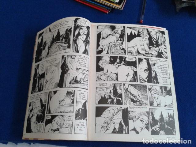 Cómics: COMIX MAGAZINE EROTICO MENSUAL ( KISS COMIX Nº 20 ) SOLO PARA ADULTOS MAYO 1994 - Foto 3 - 126892003