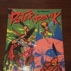 Cómics: COMIC - PETER PANK - MAX - ALBUM FRANCES - EDITIONS ARTEFACT TAPA DURA COMIC EDITADO EN 1985. Lote 127543359