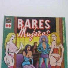Cómics: BARES Y MUJERES. PONS. VIBORA COMIX. Nº 1. EDICIONES LA CUPULA . DICIEMBRE 1990. CS135. Lote 127843499