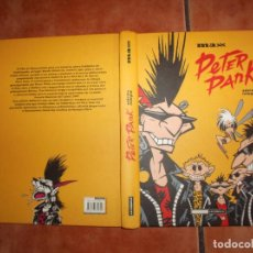 Cómics: PETER PANK DE MAX ,EDICION INTEGRA, EDICIONES LA CUPULA, 170 PAGINAS,DE CARTULINA . Lote 128322199