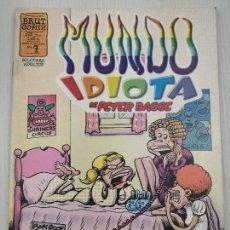 Cómics: MUNDO IDIOTA 7. Lote 128460007