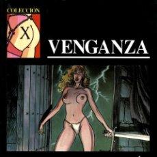 Cómics: COLECCIÓN X-46: VENGANZA (LA CÚPULA, 1991) DE MORENO Y ONLIYÚ. Lote 128468207