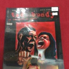 Cómics: TED BUNDY EL DEPREDADOR DE SEATTLE BUEN ESTADO REF.15. Lote 128612279
