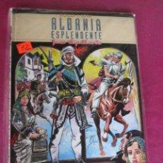 Cómics: ALBANIA ESPLENDENTE N 3 SICKLES & TOTH EXCELENTE ESTADO. Lote 128623907