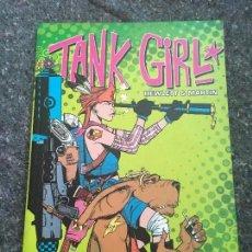 Cómics: TANK GIRL NºS 1 2 3 Y 4 EN UN TOMO - LA CÚPULA. Lote 147074685