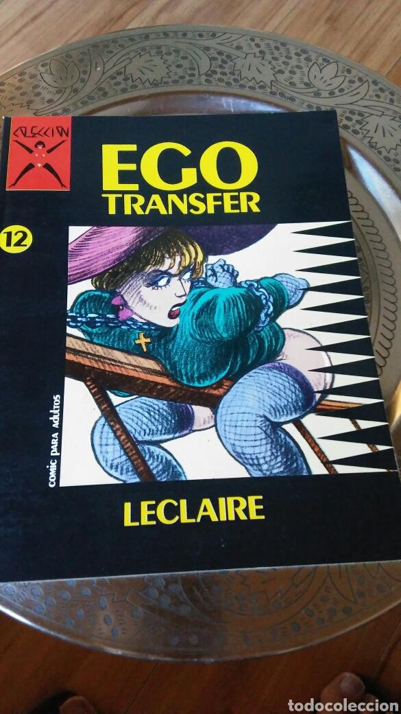 EGO TRANSFER LECLAIRE EDIT LA CÚPULA (Tebeos y Comics - La Cúpula - Comic Europeo)