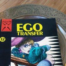 Cómics: EGO TRANSFER LECLAIRE EDIT LA CÚPULA. Lote 129099892