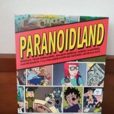 Cómics: PARANOIDLAND. Lote 129231487