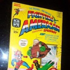 Cómics: FIGHTING AMERICA N.1 GIANT EDIT. HARVEY SIMON/KIRBY, ORIGEN INGLES. Lote 130292698