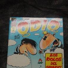 Cómics: ODIO VOL.3- ¡LOS ÍDOLOS DEL GRUNGE! PETER BAGGE. Lote 130417254