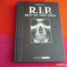 Cómics: RIP R.I.P. BEST OF 1985-2004 ( THOMAS OTT ) ¡MUY BUEN ESTADO! TAPA DURA LA CUPULA. Lote 130823744