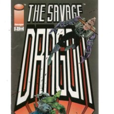 Cómics: THE SAVAGE DRAGON. Nº 5. COMIC USA, EN INGLÉS. IMAGE.(Z/C5). Lote 131279123