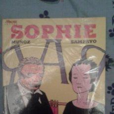 Cómics: SOPHIE: MUÑOZ-SAMPAYO: EL VIBORA. Lote 86322040