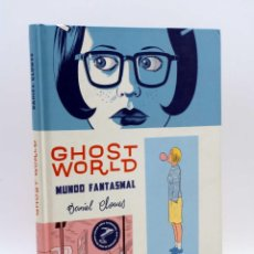Cómics: GHOST WORLD. MUNDO FANTASMAL (DANIEL CLOWES) LA CÚPULA, 2009. Lote 133803647