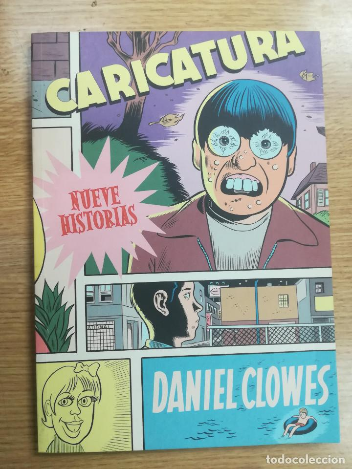 CARICATURA (DANIEL CLOWES) (Tebeos y Comics - La Cúpula - Comic USA)