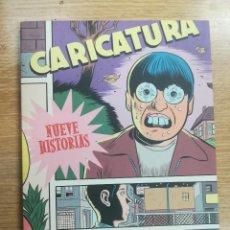 Cómics: CARICATURA (DANIEL CLOWES). Lote 134163890