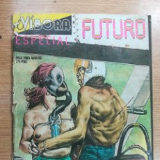 Cómics: EL VIBORA ESPECIAL FUTURO. Lote 134180398