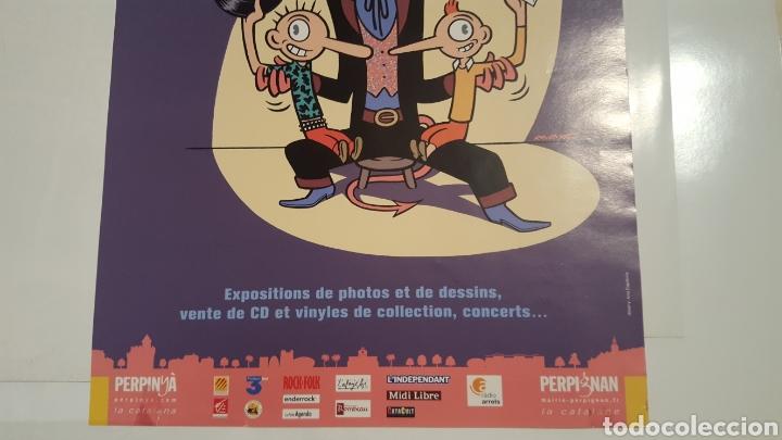 Cómics: Max - Festival International del Disc - poster Festival International del disc et la Bande dessinee - Foto 3 - 134505115