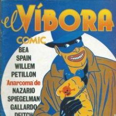 Cómics: EL VIBORA, Nº2. -NO REEDICION-. Lote 134846038