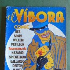 Cómics: EL VIBORA. Nº 2. ED. CUPULA. S.A. 1979. Lote 134976126