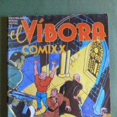 Cómics: EL VIBORA. COMIXX Nº 3. ED. CUPULA. S.A. 1980. Lote 134976394