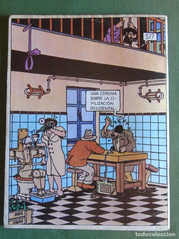 Cómics: EL VIBORA. COMIXX Nº 3. ED. CUPULA. S.A. 1980 - Foto 2 - 134976394