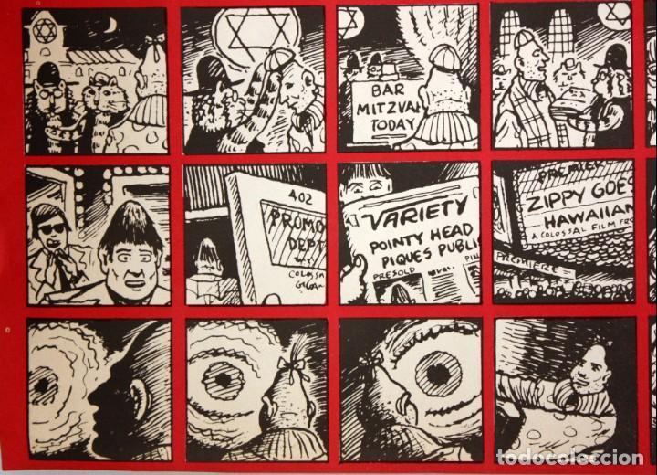 Cómics: POSTER DEL COMIC- EL VÍBORA- OPERACIÓN ZIPPY.BILLGRIFFY. - Foto 4 - 136164218