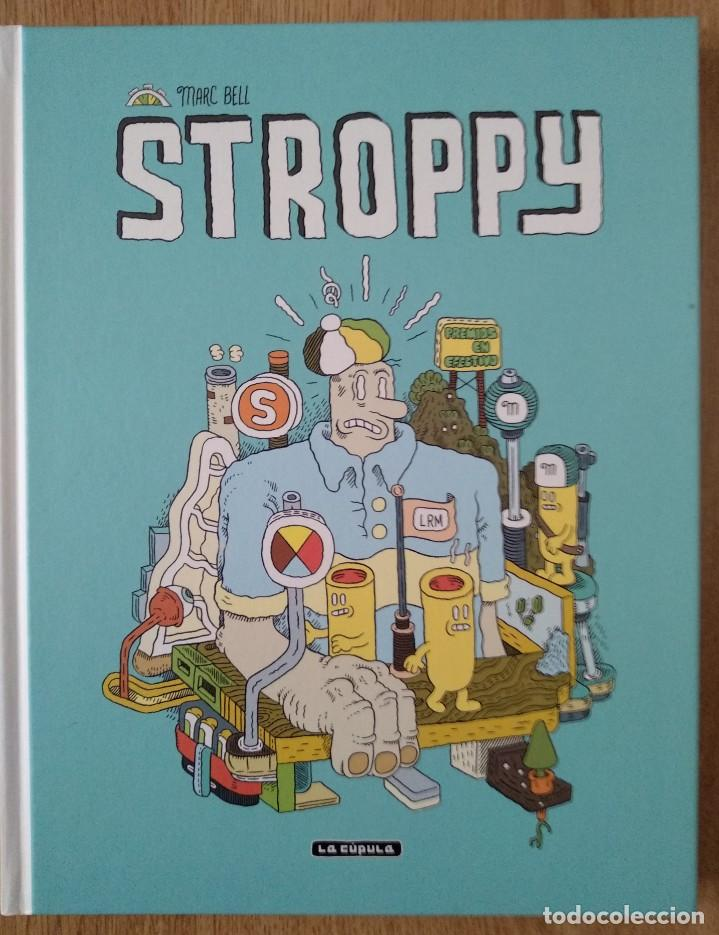 STROPPY - MARC BELL - INTEGRAL - LA CÚPULA - CARTONÉ (Tebeos y Comics - La Cúpula - Comic USA)
